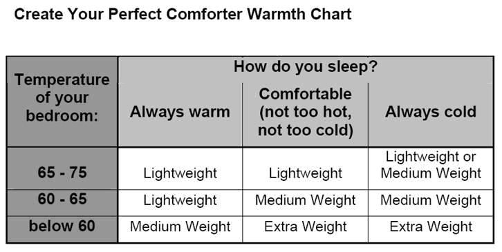 Sleep Number Perfect Comforter Giveaway