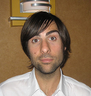 Headshot of Jason Schwartzman taken in Atlanta...