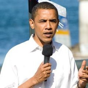 Obama 'acts like a modern dad'