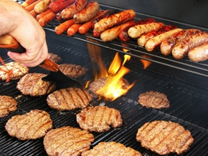 Healthy BBQ options for kids