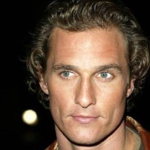 Actor Matthew McConaughey discusses fatherhood with Jay Leno
