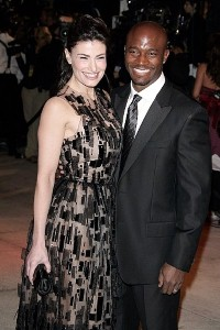 Taye Diggs: Loves coming home to his 'little dude'