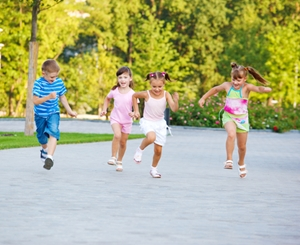 Three recess activities that encourage kids to burn calories