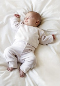 Baby up at all hours? Consider these sleep training methods