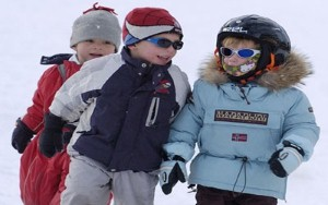 Three winter activities for dads to enjoy with their kids