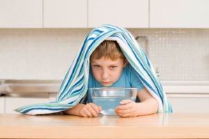 Handling your child's first flu