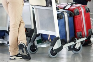 Is your constant business travel negatively affecting your family?