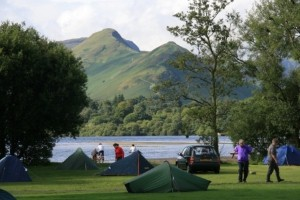 Lions, tigers and bears - dad-friendly camping advice