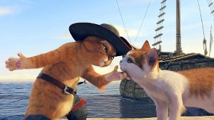 Movie Review: Puss in Boots