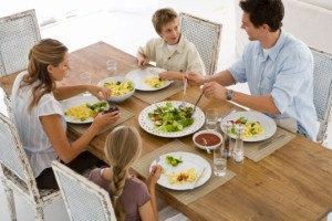 Skipping family dinners? Your kids could be missing out