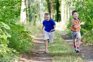 Three ways dads can get the kids outside this spring
