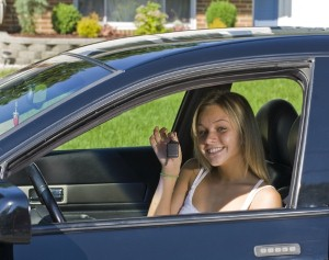 Will your own attitude hurt or help your teenagers' first driving experiences?