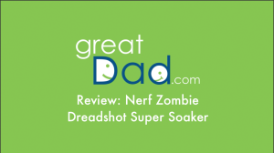 Nerf Zombie Dreadshot