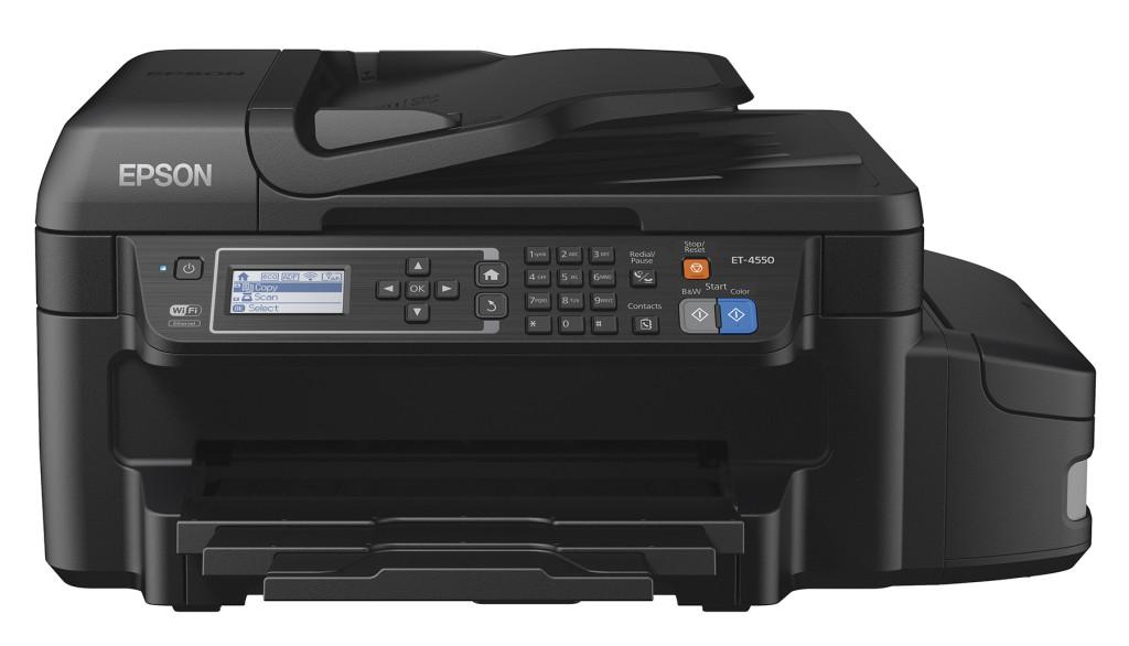 Epson Workforce Ecotank 4550 Printer