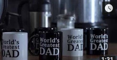 Progressive Dad commercial 2017