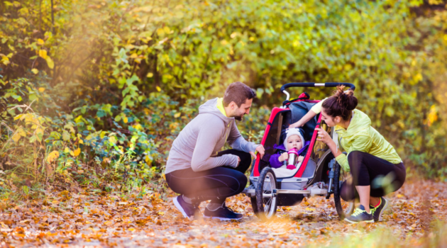 get outside with your family this spring
