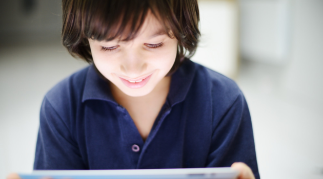 reduce your child's screen time