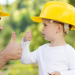 teaching children about home improvement