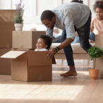 moving to a new house