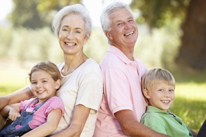 Know when to intervene against overzealous grandparents